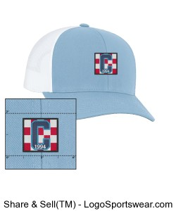 Class OF 94 Trucker Cap Design Zoom
