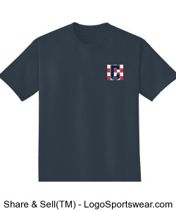 Class of 94 Logo T Navy Design Zoom