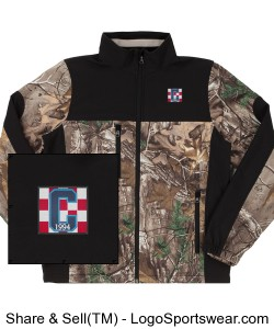 Class of 94 Hunting/Fishing Jacket Design Zoom